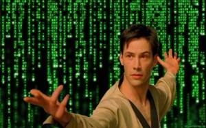 matrix neo kung fu