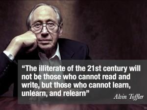 Alvin-Toffer-on-21st-century-learning