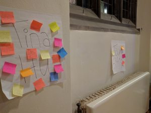 Just one example of the feedback boards for each speaker