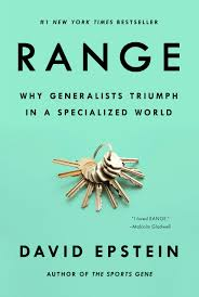 Range: A book review for