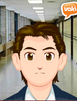 Me as a Voki