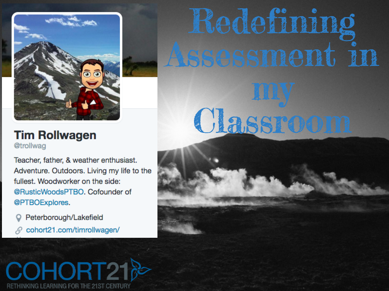 Redefining Assessment